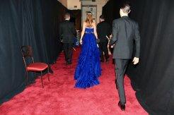 La sicurezza scorta la vincitrice Brie Larson